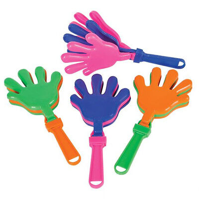 Clapper Hands (Large Plastic Hand Clappers)