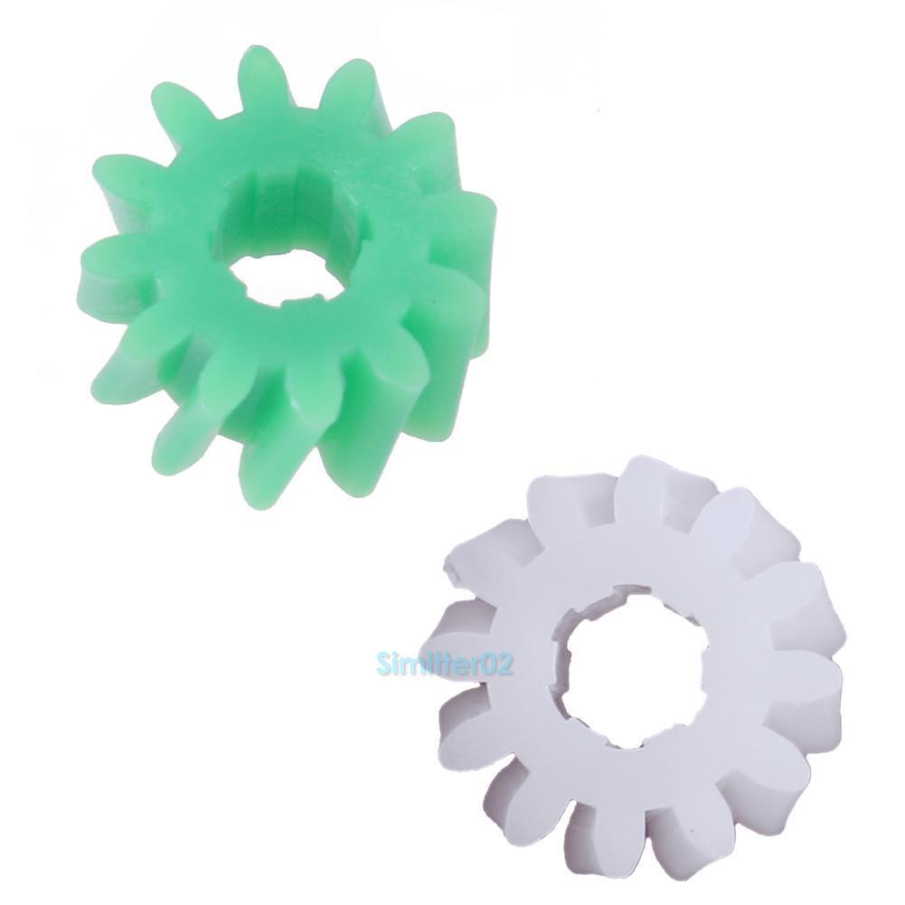 For BMW E36 3 Series M3 Reclining Seat White/ Green Gear Replacement Repair Kit