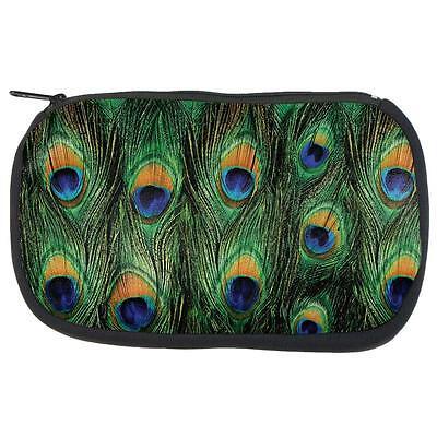 Peacock Makeup (Peacock Feathers Makeup Bag)