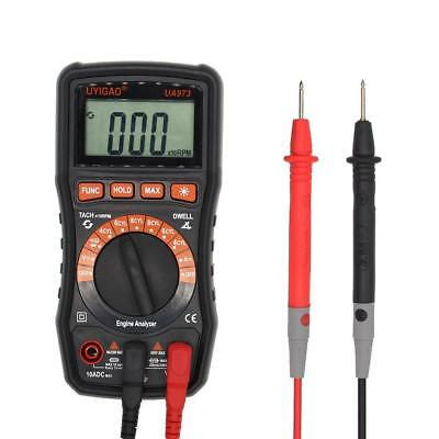 Uyigao Ua973 Lcd Car Tachometer Digital Clamp Multi Meter Acdc Voltage Current