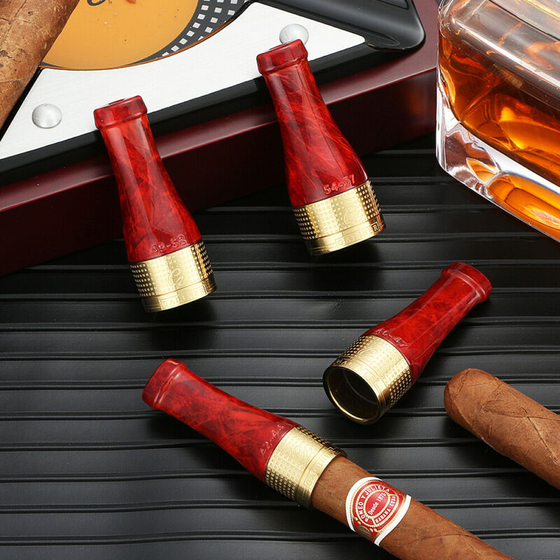 Galiner Cigars Holder Cigarette Nozzles With 4 Sizes Tail cigars Smoking Tool