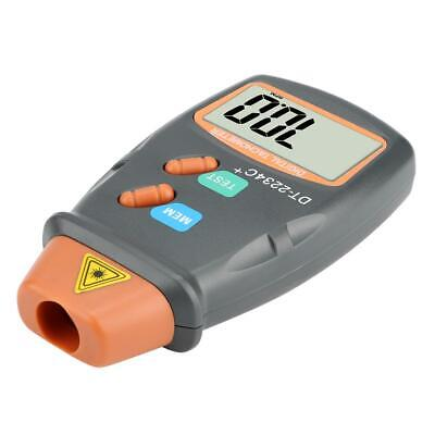 Digital Handheld Tachometer Non Contact Rpm Tester Speed Meter Tool