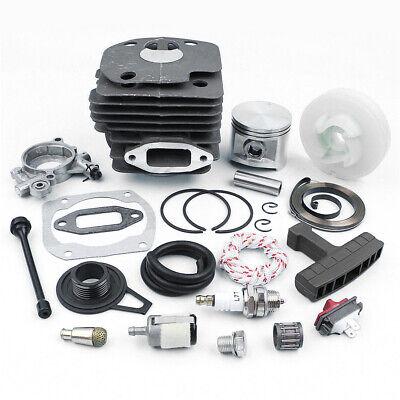 23x 50mm Cylinder Piston Kit Fit for Husqvarna 362 365 371 372 372XP Chainsaw