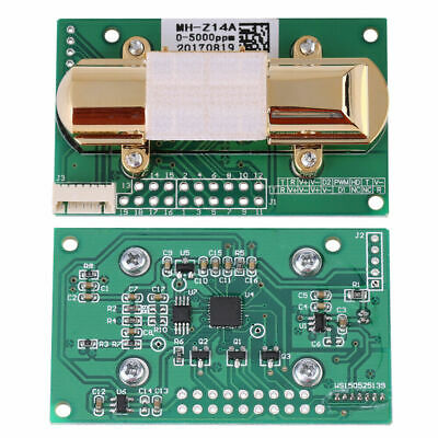Ndir Co2 Sensor Board Mh-z14a Serial Port 0-5000ppm Pwm Analog Output