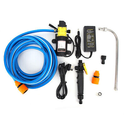 High Pressure Garden Irrigation Set Micro Water Pump Spray Kit AU Plug 100-240V