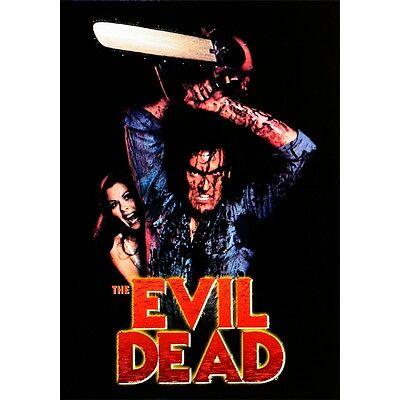 Evil Dead - Chainsaw Postcard