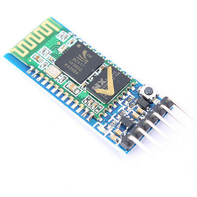 Usa Hc-05 Wireless Bluetooth Transceiver Module Rs232ttl To Uart Converter