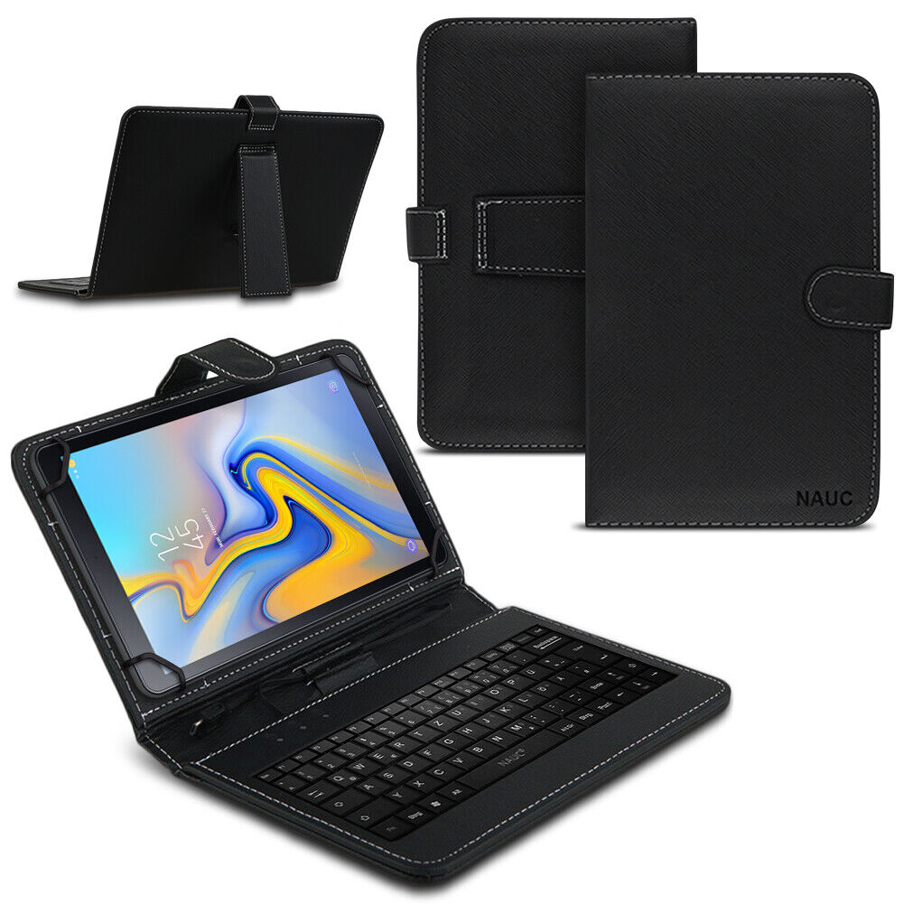 Samsung Galaxy Tab S5e Tablet Tasche Tastatur Keyboard QWERTZ Hülle 10.5 Cover