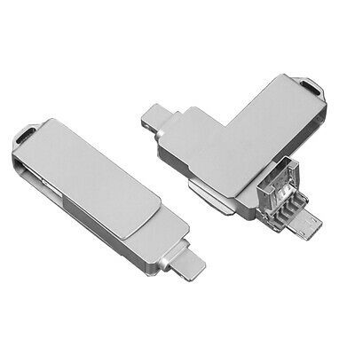32GB 512GB USB Flash Drive Photo U Memory Stick Expansion OTG For iPhone IOS - Photo Stick