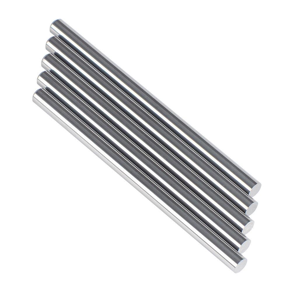 Ground Precision Tolerance YK20 100Pcs D1//8x1-1//2 Tungsten Carbide Round Rod