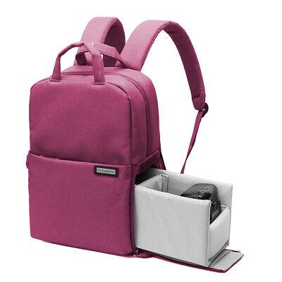 Beaspire Professional Fashion Camera Bag DSLR/SLR/Laptop Backpack Waterproof-RED
