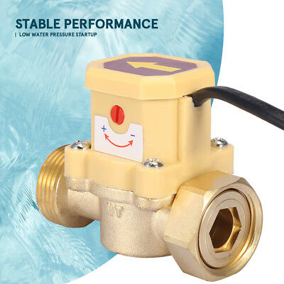 G34-g34 Thread Water Pump Adjustable Flow Automatic Control Switch 220v Gs