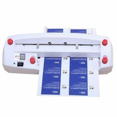 Upgrade Automatic Business Cutter Card Miniature Adjustable Name Card Slitter A4