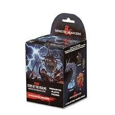 Wizkids D&D Minis: Icons of the Realms Monster Menagerie Booster, New