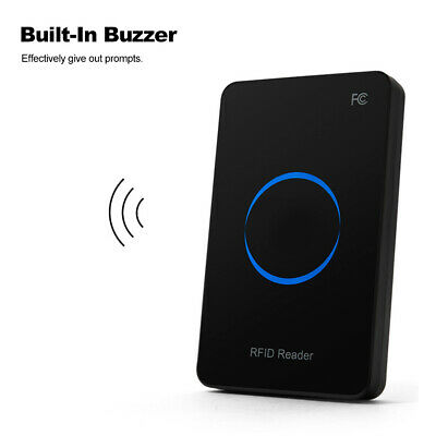 Rf Uhf-rfid Contactless Smart Reader Writer Usb Cable Identification Card Read
