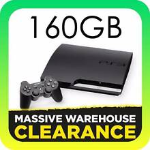 Sony Playstation 3 PS3 Slim Console 160GB Tullamarine Hume Area Preview