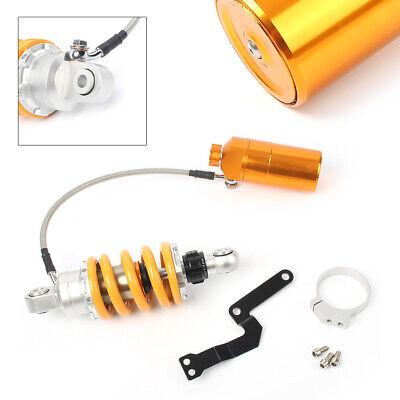 1x Motorcycle 205mm Rear Air Shock Absorber Universal For Honda Yamaha Kawasaki