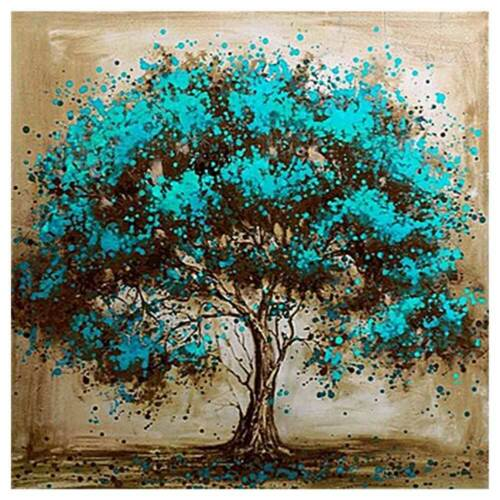 Full Drill Tree DIY 5D Diamond Painting Embroidery Cross Cra