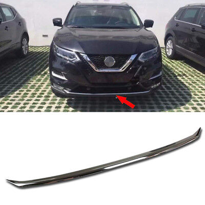 fit Nissan QASHQAI J11 2018 Stainless Steel Front Bumper Protector Cover Garnish for sale  Shipping to Canada