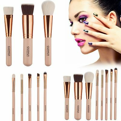 Pro-8pcs-Makeup-Brushes-Set-Powder-Foundation-Eyeshadow-Eyeliner-Lip-Brush-Tool