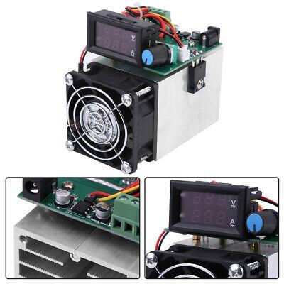Test-modul (Elektronische Last 0-10A 100W DC 12V Entladebatterie Kapazität Tester Testmodul)