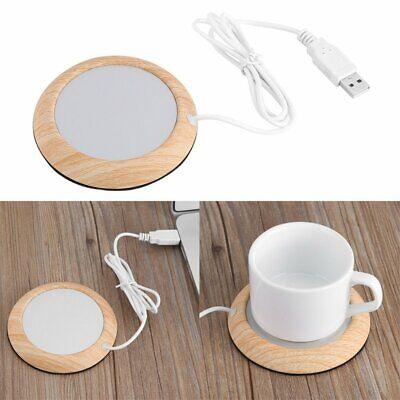 Tassenwärmer (Neu Mini 5V Tassenwärmer mit Heißgetränk Erwärmung Kaffeewärmer Heizplatte)