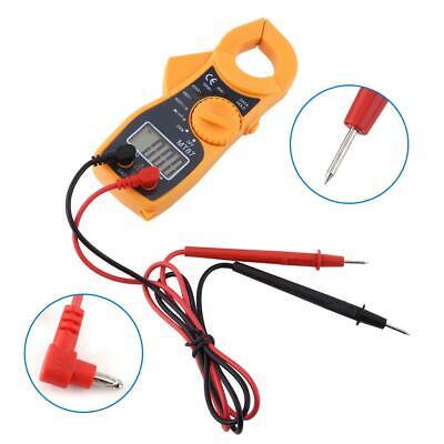 Digital Clamp Meter Multimeter Ac Dc Voltmeter Auto Range Volt Amp Ohm Tester Us