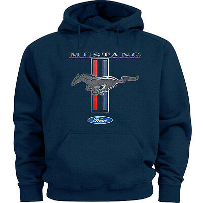Big and tall hoodie sweatshirt Ford Mustang sweat shirt men's tall size Big And Tall Sweatshirt