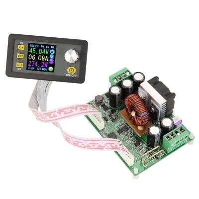 Lcd Digital Constant Voltage Current Step-down Programmable Power Supply Module