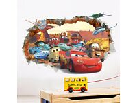 BRAND NEW wall sticker 3D size 70x50cm