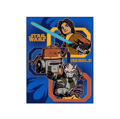 "Lucas Film Star Wars Rebels ""Fight"" Throw"