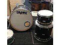 MUST GO! Savior Custom drum kit