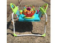 Jumperoo (step and play)