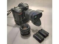 Nikon D7100 + Tokina 11-16mm f2.8 + 50mm f1.8