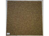 20 Carpet Tiles CT11 Biscuit 50 x 50 cm Brand New £20