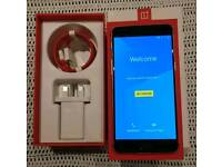 OnePlus 3 - MINT - 64 GB (A3003) GRAPHITE