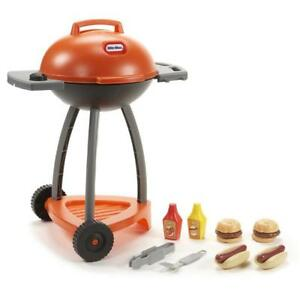 NEW Little Tikes Sizzle and Serve Grill Play Set