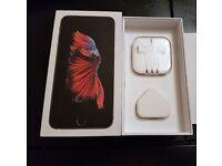 iPhone 6s Plus 16gb Space Grey unlocked apple warranty till 8 June 2017