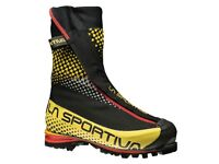 La Sportiva G5 winter climbing boots - EU 44/43 / UK 10/9 (mountaineering, ice climbing)