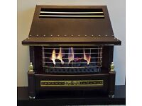 Flavel Regent LFE Electronic Gas Fire (Bronze)