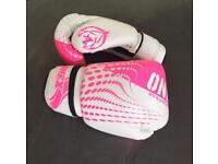 Kids / Girls Pink Boxing Gloves