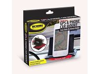 Ideaworks JB7050 GPS & Phone Car Mount/Holder... new