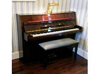 YAMAHA M108N Piano High Gloss Mahogany