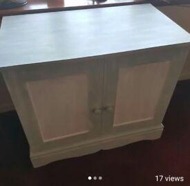 refurbished cupboard unit
