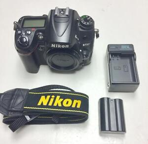 Nikon DSLR body D7000 with shutter count at 28000 with 90 days warranty