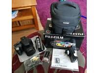 Fujifilm Finepix SL300 Camera Boxed Like New With Accessories