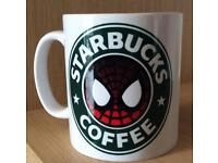 Spider-Man Coffee Mug