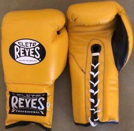 16oz Cleto Reyes lace up sparring gloves