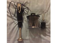 [STUDENT CLEARANCE]: BLENDERS AND CUPS FOR CAKES AND DESSERTS - GOOD CONDITION