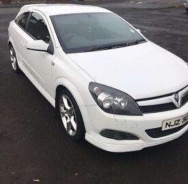 December 2007 Vauxhall Astra 1.9 cdti Sri 150 BHP White with Full Year MOT 06 Feb 2018